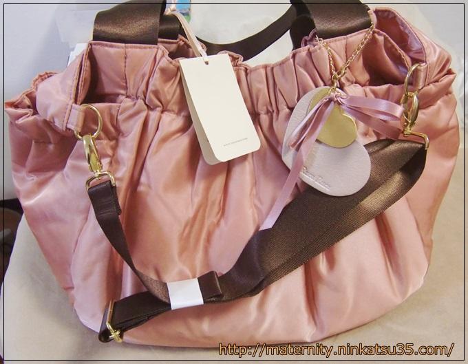 日本製マザーバッグ軽くてかわいい