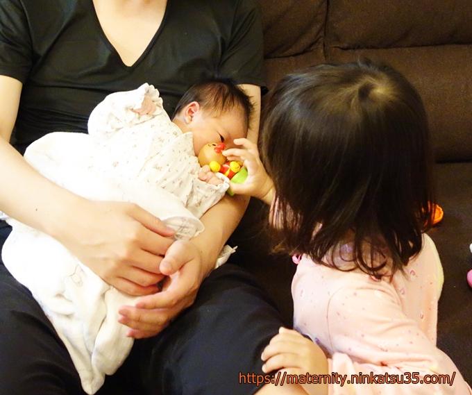 2歳長期授乳