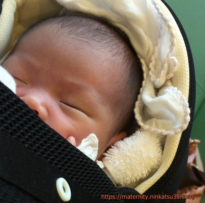 母乳外来で初外出